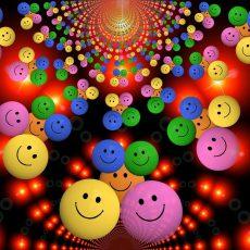 Foto Pixabay, viele Smilies